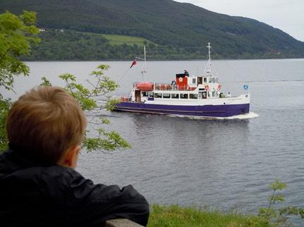 Loch Ness Caccia Al Mostro I Viaggi Bambiniconlavaligiait