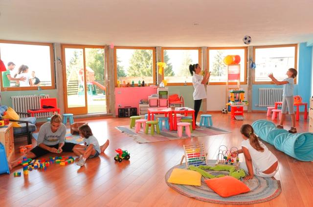 Sala Giochi Bimbi : Come creare l area giochi per i vostri bambini ideare casa